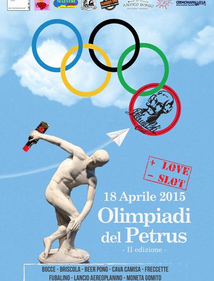 Olimpiadi del Petrus 2015