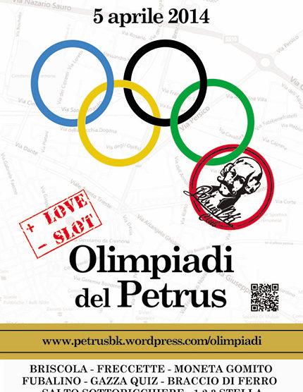 Olimpiadi del Petrus