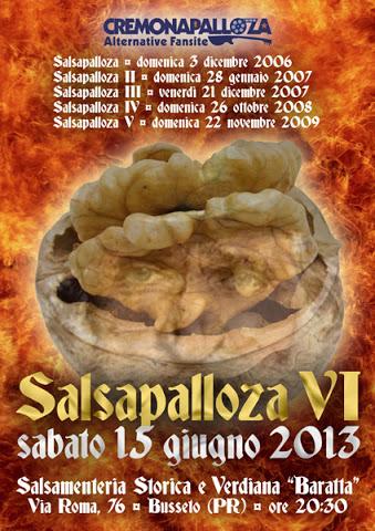 Salsapalloza VI