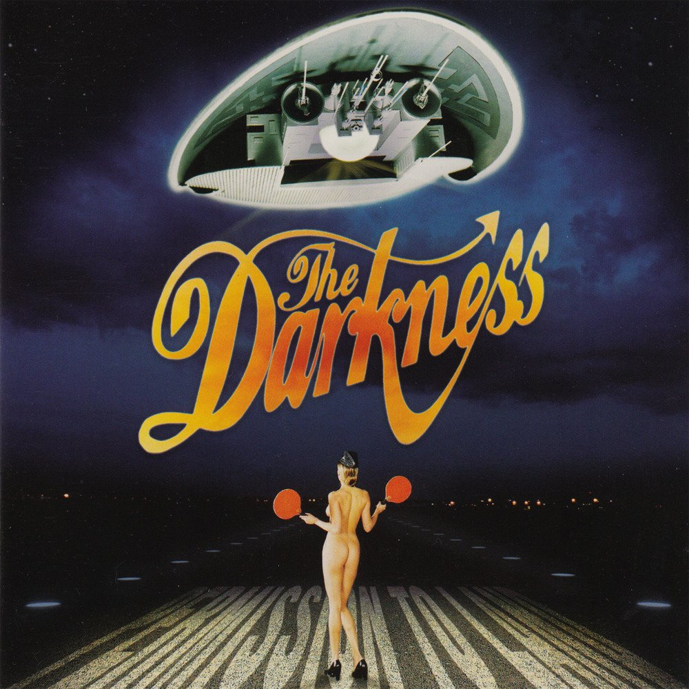 The Darkness Permission To Land