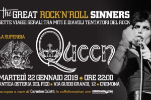The Great RockNRoll Sinners • La superbia • Queen