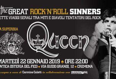 The Great RockNRoll Sinners • La superbia • Queen