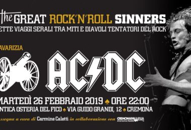 The Great RockNRoll Sinners • Lavarizia • ACDC