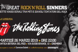 The Great RockNRoll Sinners • La lussuria • The Rolling Stones