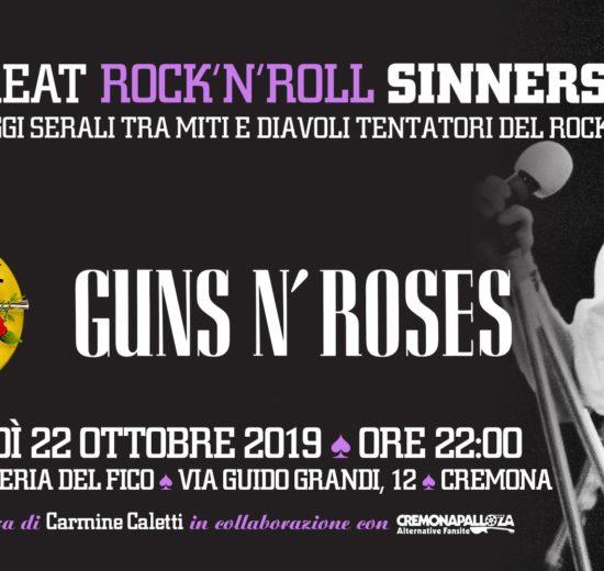 The Great RockNRoll Sinners • Lira • Guns N Roses