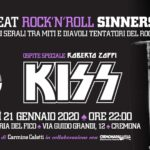 ‎The Great RockNRoll Sinners • La superbia • Kiss